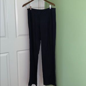 Navy pants. Tory Burch. Light weight.